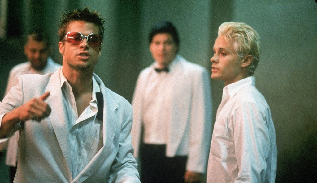fight club brad pitt jared leto
