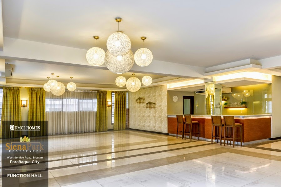 Siena Park Residences Function Hall