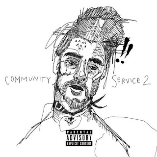 Towkio - Community Service 2 (EP) (2016) - Album Download, Itunes Cover, Official Cover, Album CD Cover Art, Tracklist