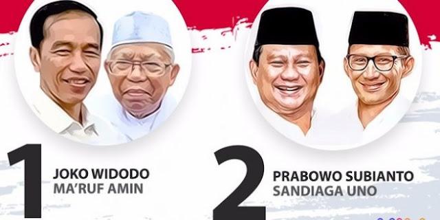 Prabowo-Sandi Berpeluang Menang Pilpres 2019