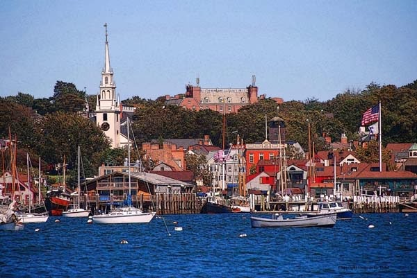6.) Newport, Rhode Island - Welcome To The 19 Most Charming Places On Earth. They're Too Perfect To Be Real.
