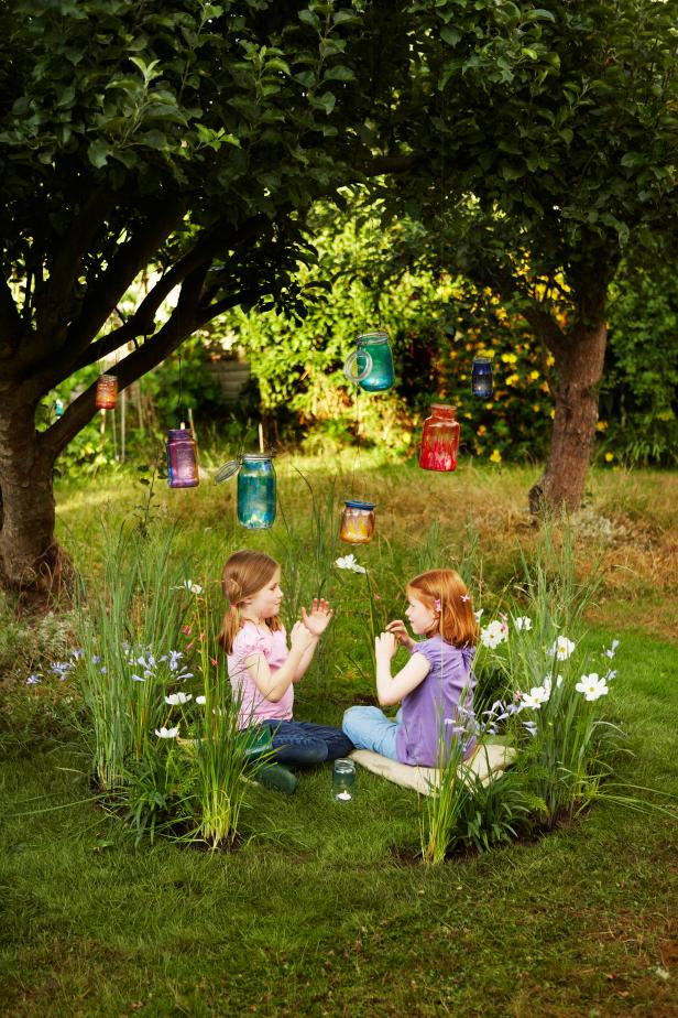 15 Magical Fairy Gardens For Kids Including One Can Actually Get Inside I Love