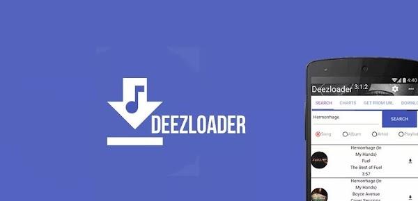 DeezLoader Remix v2.2.2 Apk Premium, Descarga Musica Original (Caratula + Calidad)