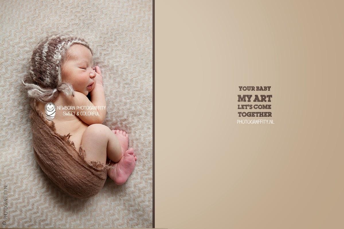 photograffity PHOTOGRAFFITY  newborn en grote zus