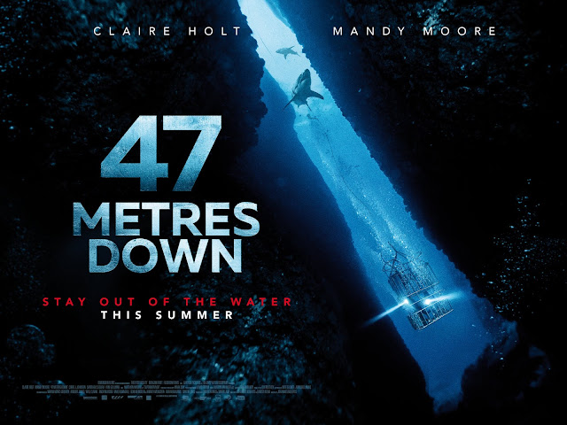 47 Metres Down Poster UK Quad