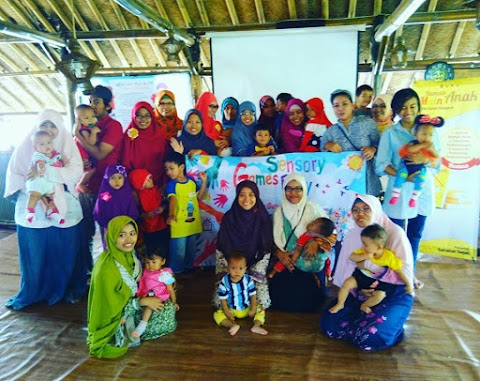 Serunya Bermain dan Belajar di Sensory Playdate RMA Semarang