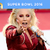 #SuperBowl | Veja Lady Gaga cantando o hino dos Estados Unidos