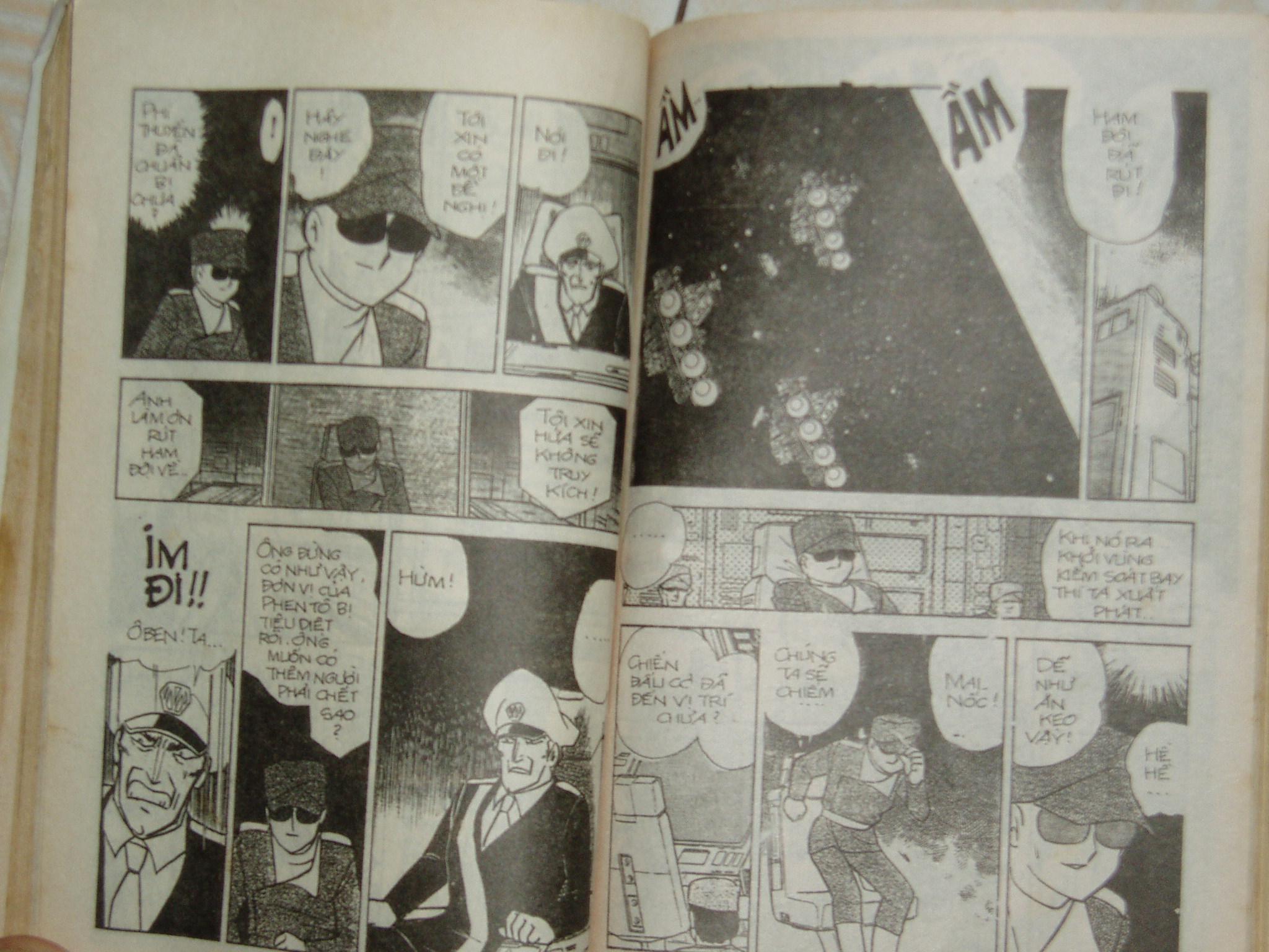 Siêu nhân Locke vol 13 trang 50