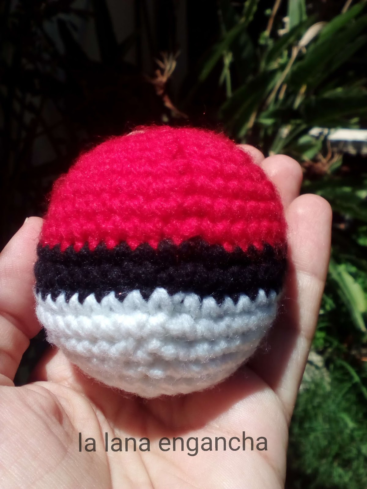 La lana engancha: POKEBALL