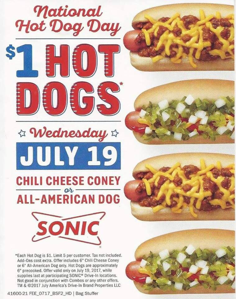 Wednesday Is National Hot Dog Day Celebrate Responsibly