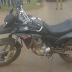 Acidente na Av Santos Dumont deixa motociclista ferido