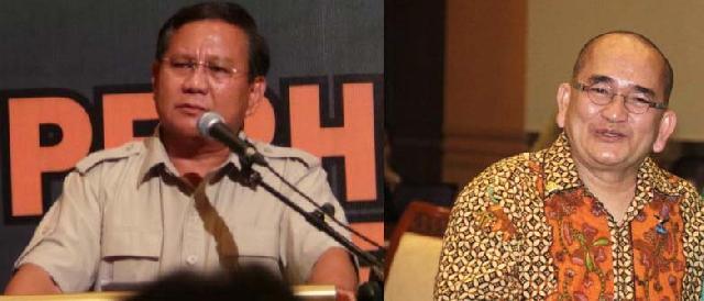 Ruhut Sindir Prabowo: Bagus Jadi Pelatih, Jadi Pemain Kalah Terus