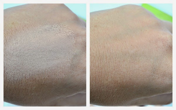 efecto en la piel de la bb cream magic girl de baviphat
