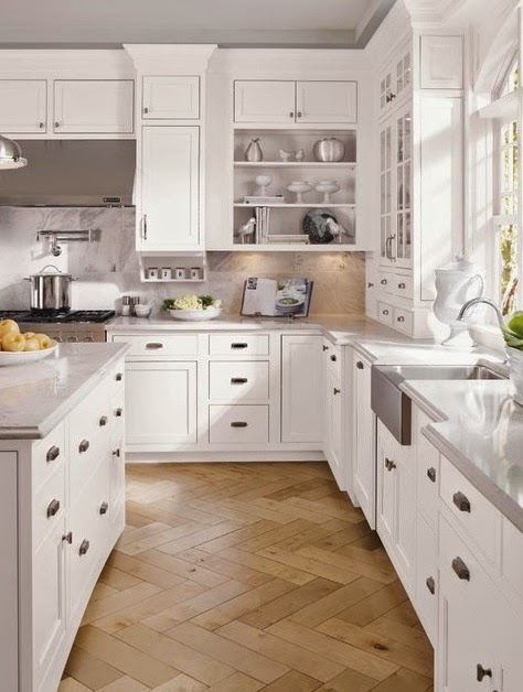 Kitchen Design Part 2: Guide to Cabinet Selections