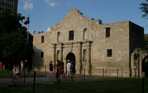 5 Most haunted places in San Antonio, Texas.