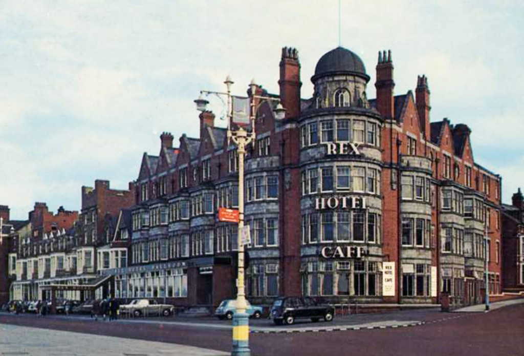 The Rex Hotel Whitley Bay