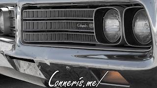 1972 Chrysler New Yorker Grille