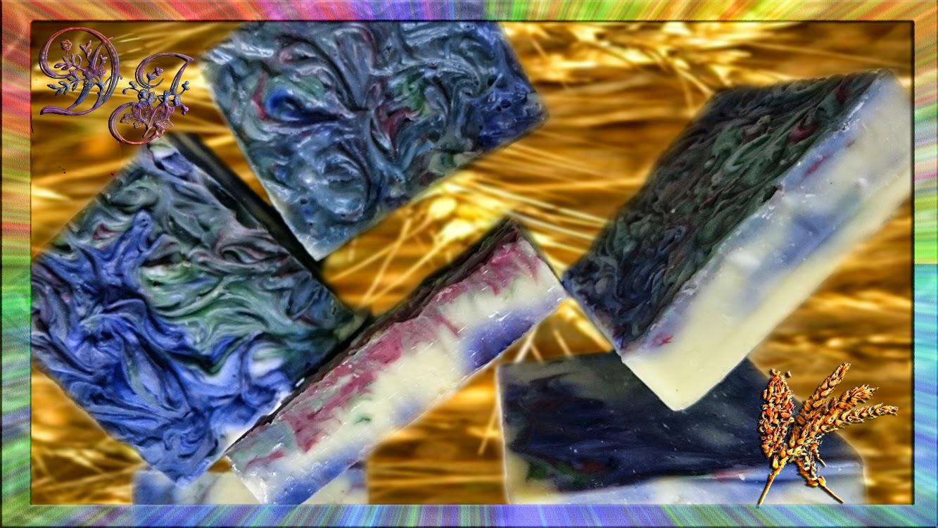 Jabón de seda y germen de trigo