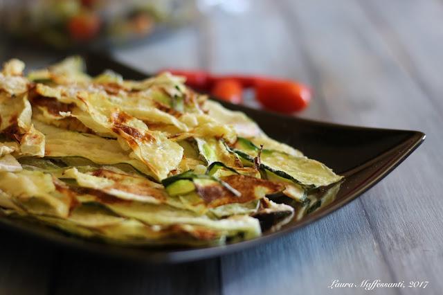 zucchine croccanti facili e veloci non fritte