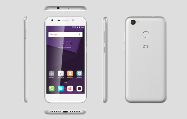 New ZTE Blade A6 with 5.000 mAh battery