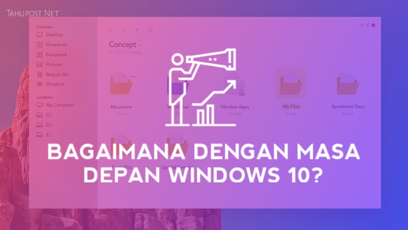 Masa depan Windows 10