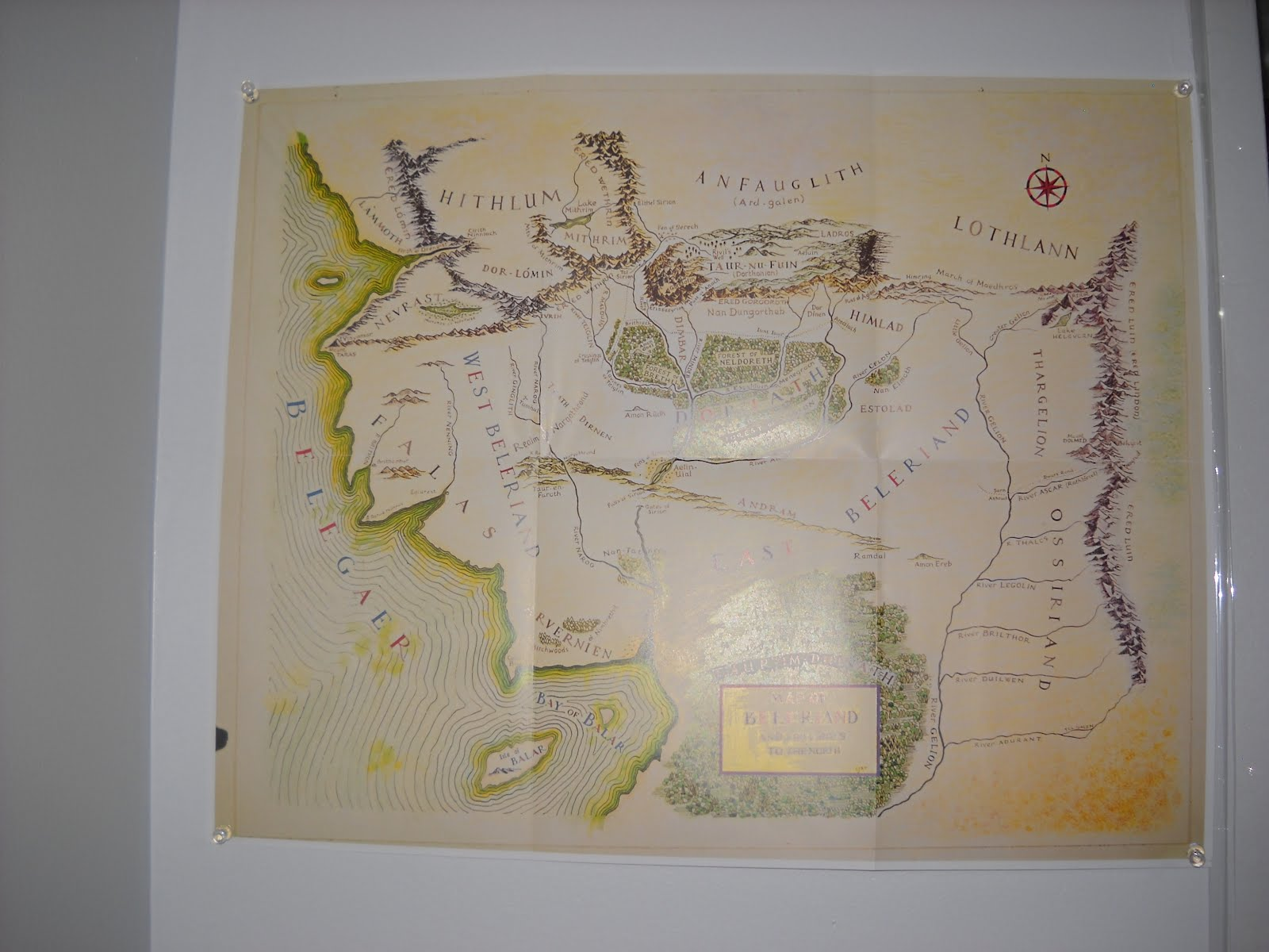children of hurin map - photo #22