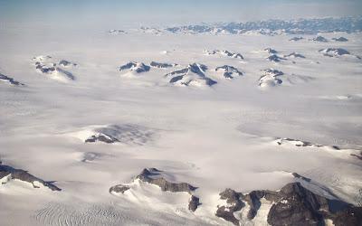 Glaciares na Groelândia