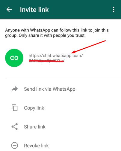 link undangan Grup WhatsApp