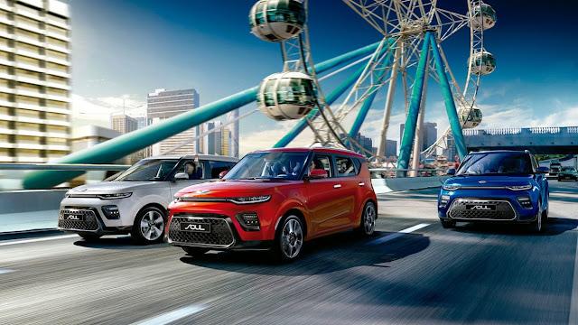 KIA Motors lanza diseño futurista de su vehículo Soul