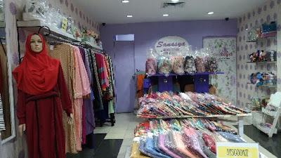 Sanasya Spa dan Salon Muslimah Semarang