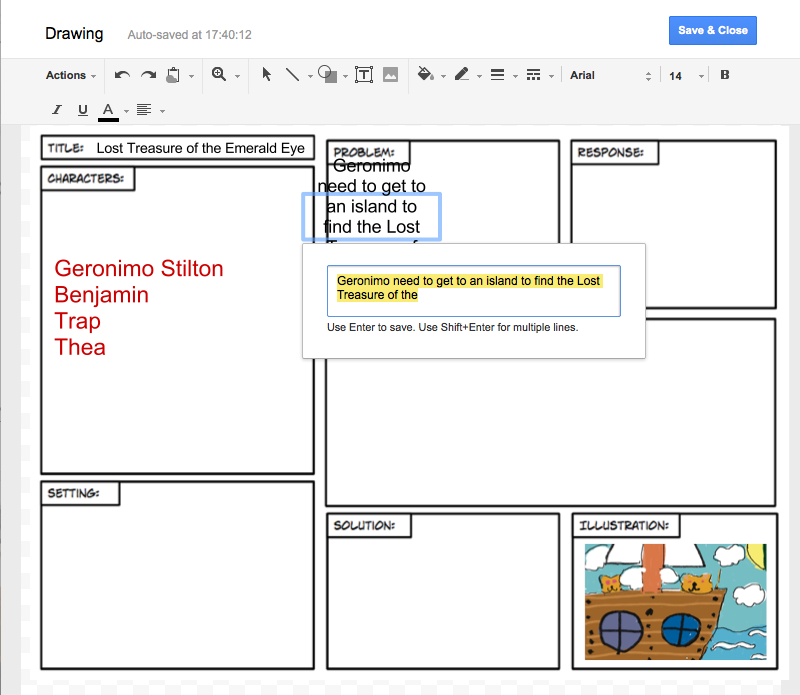 Google Docs Tricks And Tips: Turning Your Print Outs Into