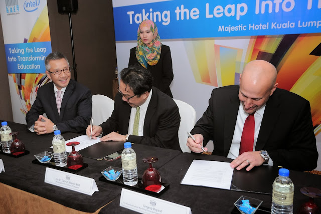 YTL Comms & Intel Malaysia Collaborate to Help Improve Education in Malaysia 14
