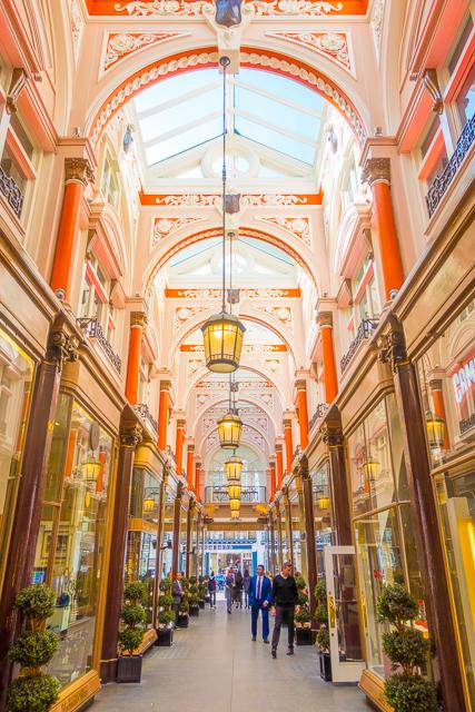 Bond Street - London, England