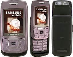 spesifikasi hape Samsung SGH-E250