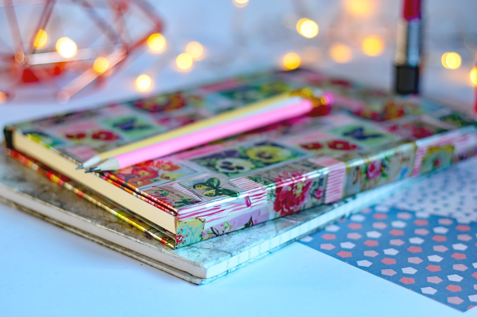 Mental Health Favourites diary mental health illness notebooks Paperchase stationery