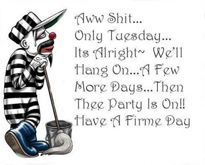 Funny Quotes About Tue...