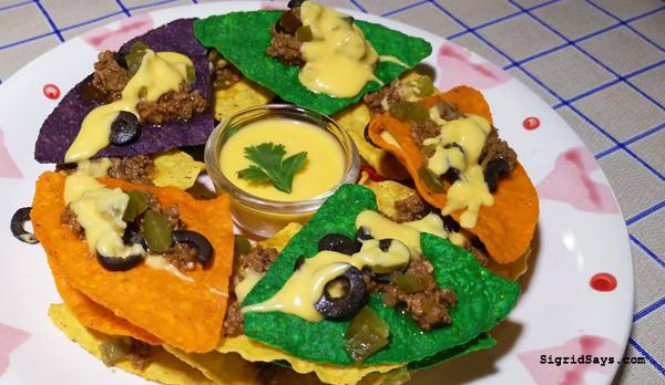 Los Trez Amigos Mexican restaurant - Bacolod restaurant - Bacolod blogger - Chef David Garcia - nachos