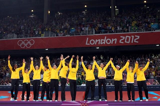Aquecimento Olímpico: Vôlei de Quadra
