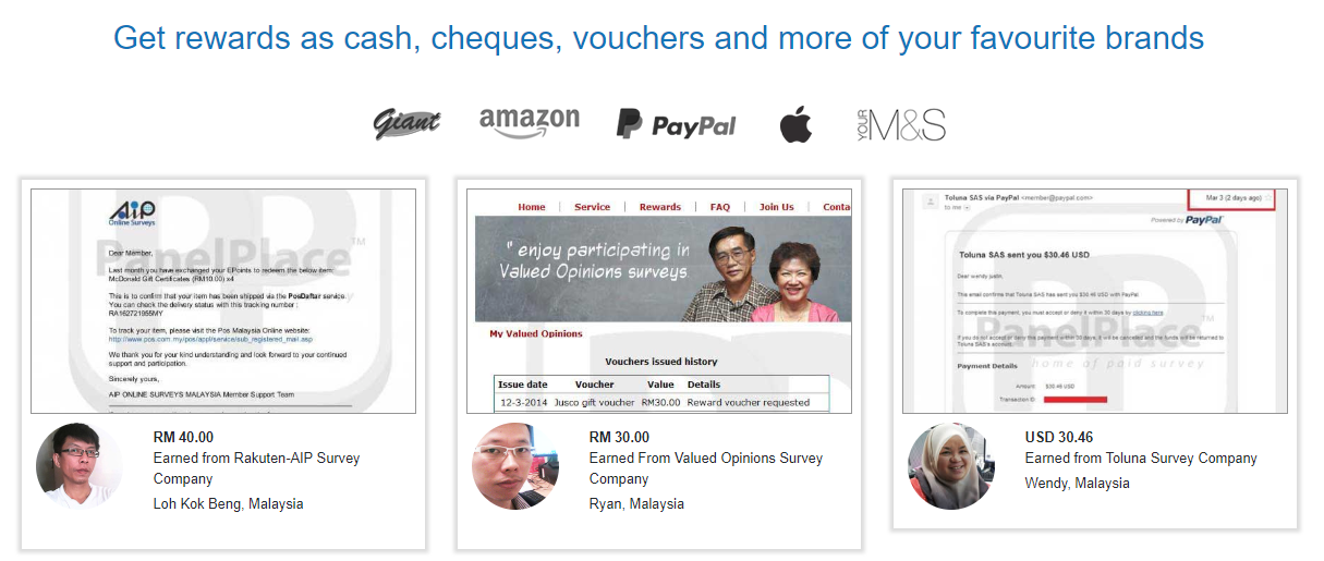 Buat Duit Dari Rumah – RM20 Bagi Setiap Kaji Selidik