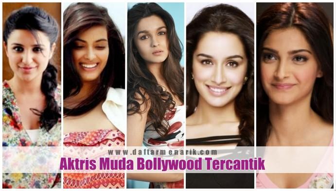 Daftar Artis Muda Bollywood Tercantik dan Paling Mempesona