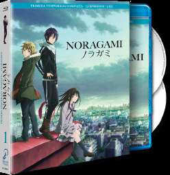 NORAGAMI . TEMPORADA 1. Bluray