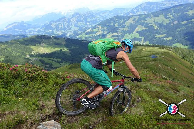 Die schönsten Biketouren in Tirol