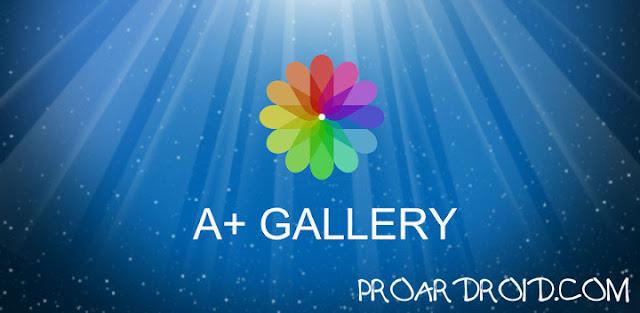 تطبيق A+ Gallery v2.2.27.20 أفضل تطبيق لعرض الصور للأندرويد مجاناً logo