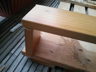 Raklap bútor készítése