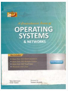 Operating Systems and Networks By IT series pdf