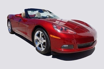 2008 Chevrolet Corvette at Purifoy Chevrolet Fort Lupton Colorado