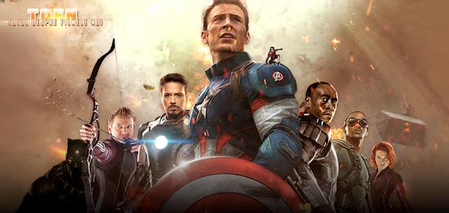 Primele imagini din Captain America 3: Civil War