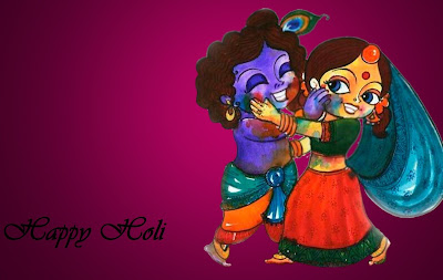 Happy Holi Wallpapers for Desktop Download