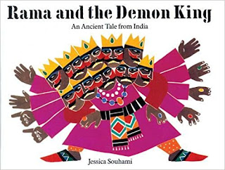 Rama and the demon king an ancient tale from india ebook coupon the ultimate list of indian mythology books for dussehra navratri rama the demon king fandeluxe images fandeluxe Images