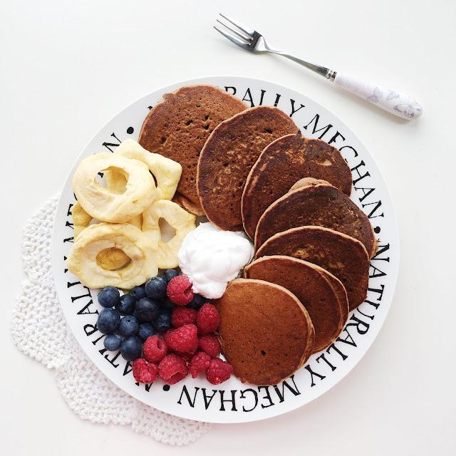 Vegan Chocolate Pancake Recipe (New & Improved!)